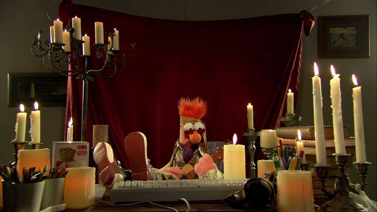The Ballad of Beaker | Muppet Music Video | The Muppets I cannot stop watching it!!! OMG so cute!!