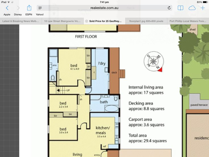 Ensuite layout good for restricted space