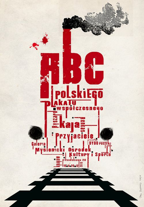 ABC of Polish Posters, Exhibition