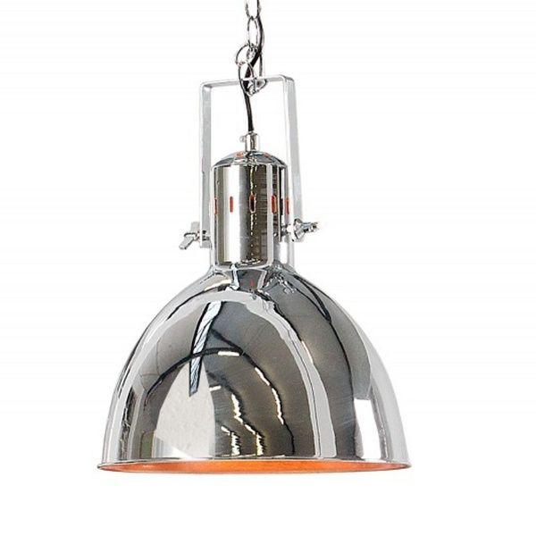 Designerska lampa w unikalnym, loftowym stylu, podkreśli oryginalny charakter w każdej kuchni czy jadalni. Mocny, surowy charakter lampy o nieco przemysłowym wizerunku doskonale pasuje również do biura lub gabinetu