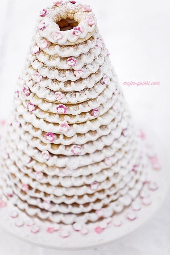 Kransekake - Norwegian Christmas Cake
