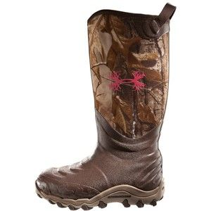 Women's UA H.A.W. 800g Hunting Boots Boot by Under Armour