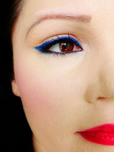 Makeup: Sailor