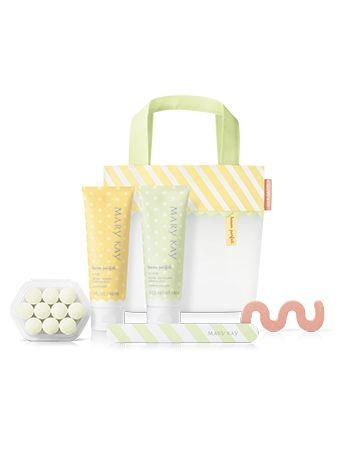 Педикюрный набор «Лимонное парфе» Макияж - Рекламный каталог - Mary Kay Mary Kay: косметика и парфюмерия. тел.89129390740,http://clck.ru/9DqS3