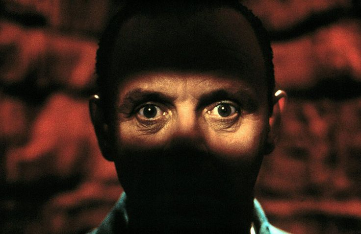 Anthony Hopkins in The Silence of the Lambs (1991)