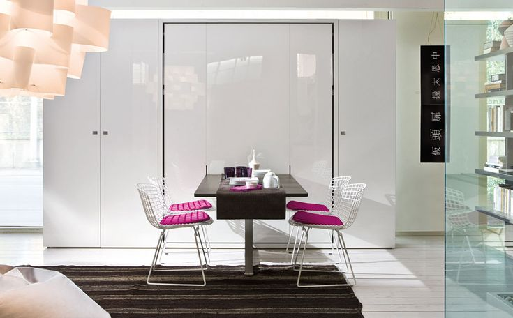 These 10 modern Murphy beds will help you maximize space in your small home | 10 Stunning Homes
