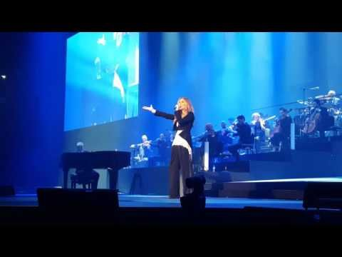 Celine Dion - Encore un Soir (Concert Opening) - Paris Bercy - 28th Jun ...