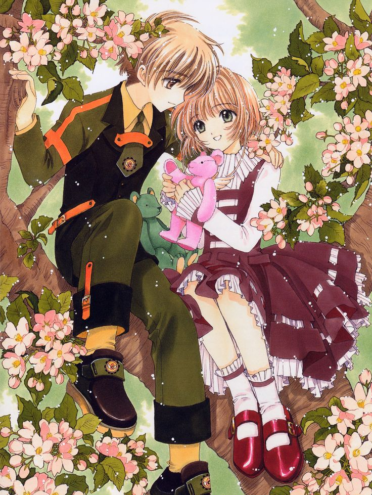 Shaoran & Sakura - Cardcaptor Sakura
