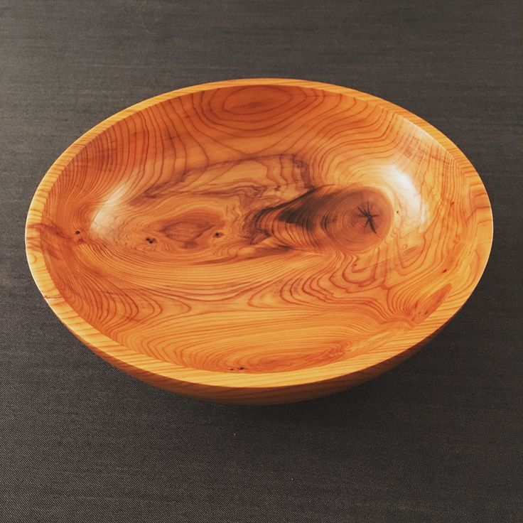 Yew Bowl & 285 best Wooden Plates and Bowls images on Pinterest | Woodworking ...