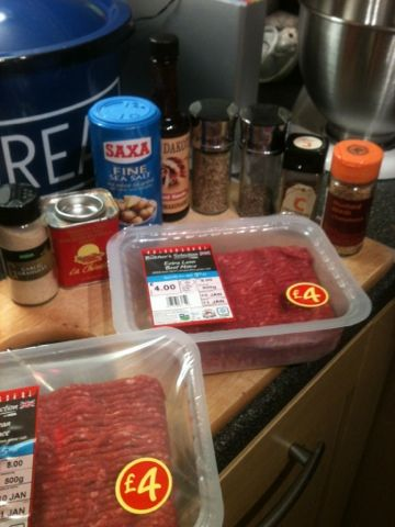 Vicki-Kitchen: syn free spicy pepperoni (slimming world friendly)...
