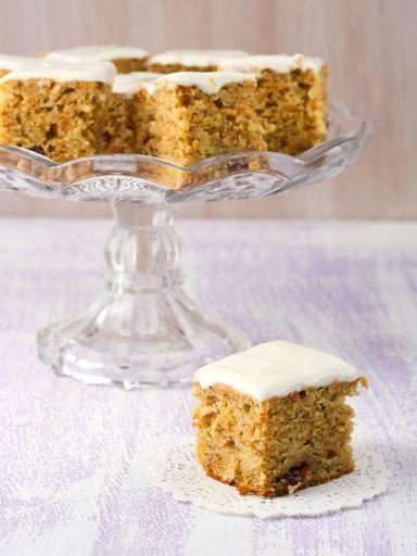Carrot cake et son merveilleux glaçage
