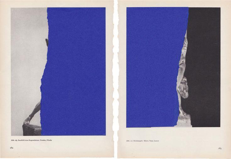 Künstler Anatomie, la nueva colección de collages de Jorge Chamorro – Cosas Visuales