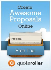 quoting proposal software Quote Roller