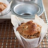 Let the muffins or cupcakes cool: Gently lift the muffins or cupcakes out of the muffin tin using the corners of the muffin liners. Cool completely or according to recipe instructions.
