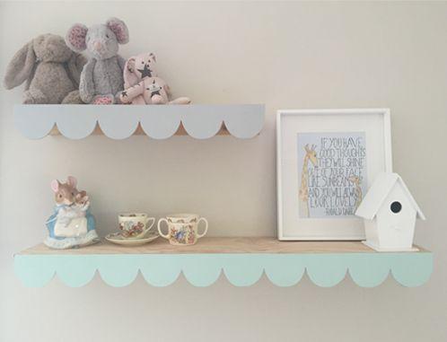 Scallop Shelf