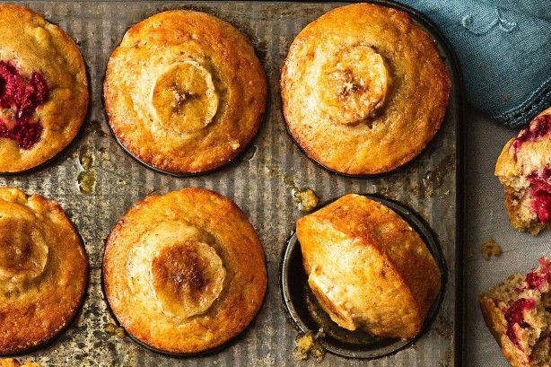 Turn banana bread into delicious lunchbox-friendly treats.