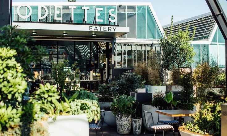 Odettes Eatery- Town