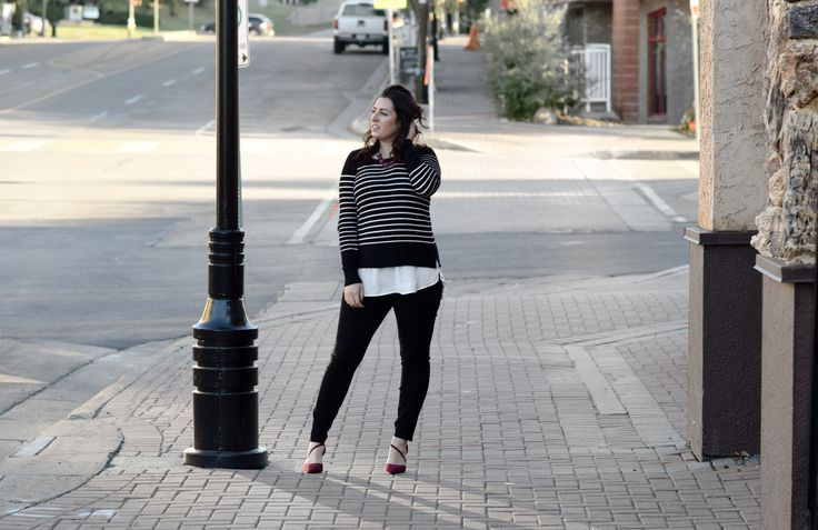 Blogger Brittany looking fabulous in our Instant Smooth pants. #loverickis #rickisfashion #fall #fall2017 #fallfashion #rickisinreallife #instantsmooth #pants