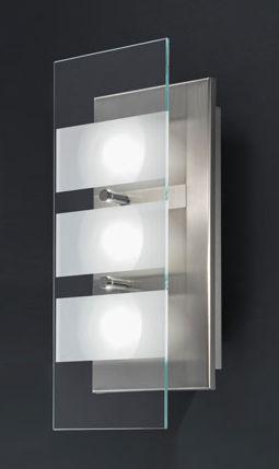 Fancy Applique lampes design Grossmann lanos Nickel verre u chez Luminaires