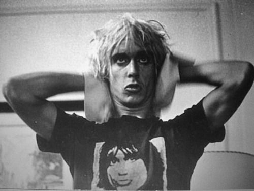 Image result for iggy pop 70s