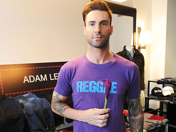 Adam Levine's Surprising Style Inspiration for His Kmart Collection http://stylenews.peoplestylewatch.com/2013/10/01/adam-levine-kmart-jeans-accessories/
