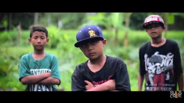 Rapper Asal Kampung Tembus Jakarta