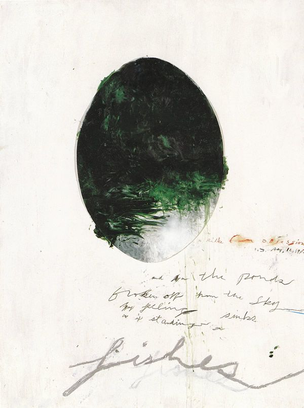 Cy Twombly. Untitled, 1985