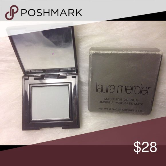 New Laura Mercier eyeshadow This is a New Laura Mercier eyeshadow. New , any questions please contact me. Thank you Laura Mercier  Makeup Eyeshadow