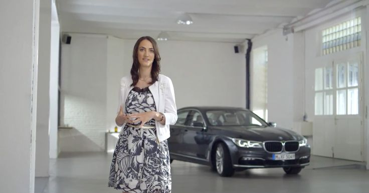 She created the smell of the all-new BMW 7 Series - http://www.bmwblog.com/2015/07/03/she-created-the-smell-of-the-all-new-bmw-7-series/