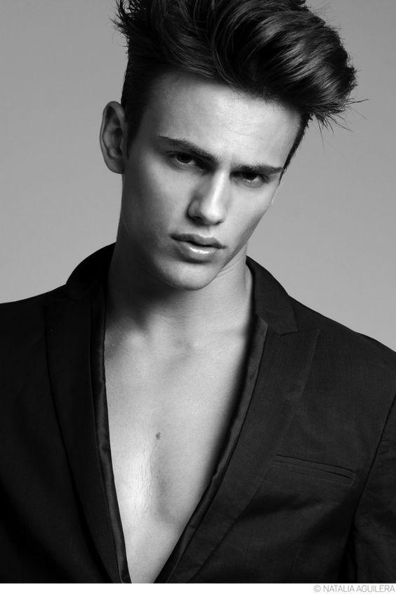The Fashionisto  Sergio Carvajal Impresses with Photos by Natalia Aguilera