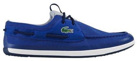 Lacoste Men's L.andsailing 117 1 Boat Shoe