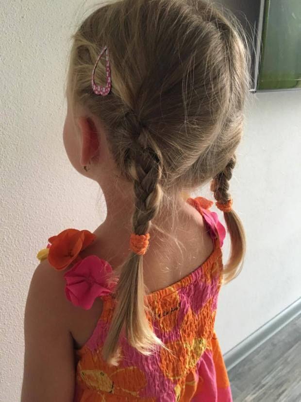 Keď má Vaša dcéra 3 roky, pohodlný účes sa stáva samozrejmosťou. Detské účesy s jednoduchým tvarom by mali vydržať aj pri najväčších detských nezbednostiach. Aj keď nie vždy je to tak. :) Prinášam…