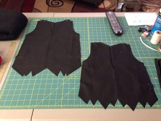 Homemade Vest Patterns