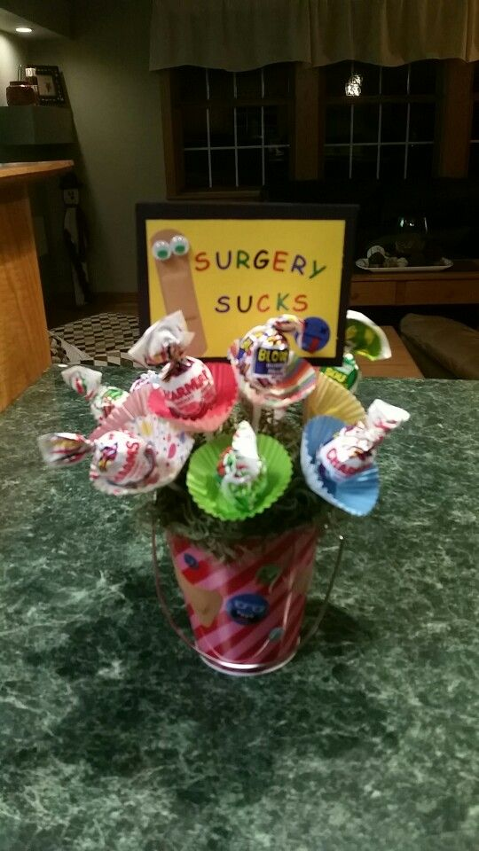 17 Best Ideas About Surgery Gift On Pinterest Box Of