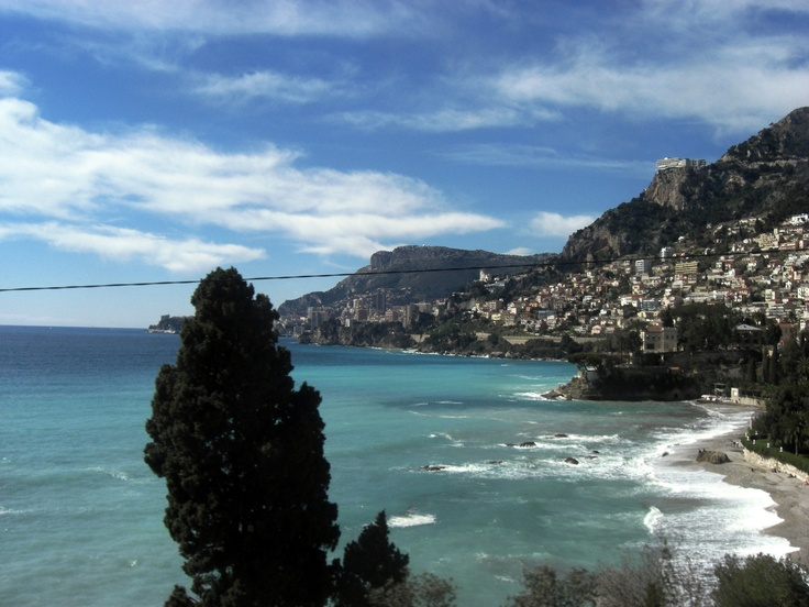 Roccabruna (Roquebrune-Cap-Martin, France)