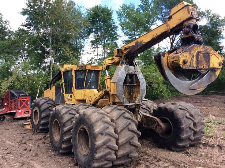 logging equipment - Google Search