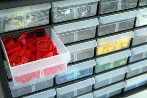 Lego Storage Ideas - DIY Box
