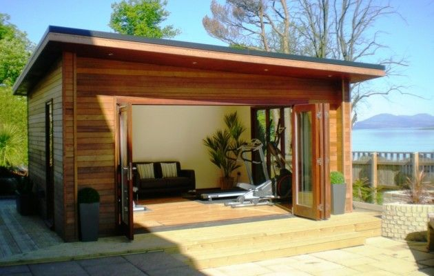 Garden Studio, Glasgow