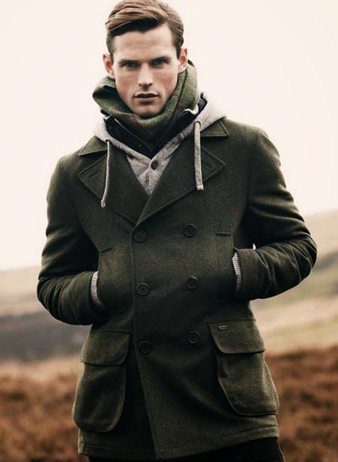 Блог BegetNews: мужская мода, статьи, фото, ссылки, рекомендации. : Стиль милитари осенью - не только куртки