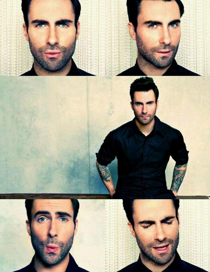 Adam Levine... ♡