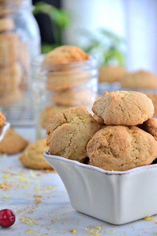 Gluten-Free Eggnog Cinnamon Sugar Cookies (Substitute coconut nog!)!