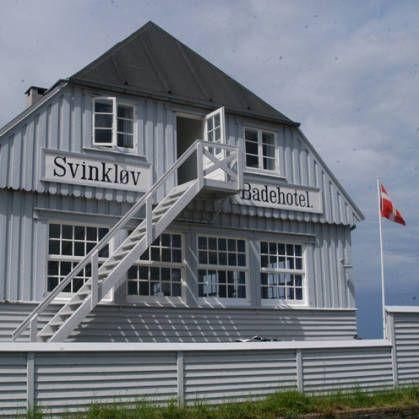 Svinkløv Badehotel // Svinkloev hotel and restaurant. A foodie holiday in Northern Jutland - Good Housekeeping