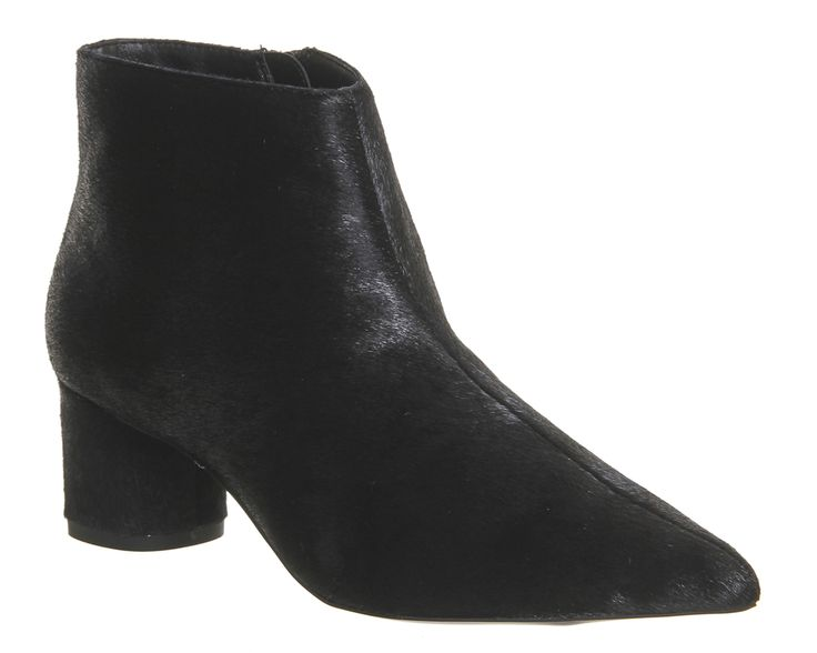 Lollipop Pointed Boots