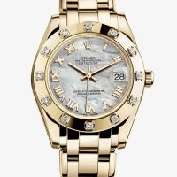 The Watch Quote: The Watch Quote: List Price and tariff for Rolex - Oyster Perpetual 31 & 34 mm - Oyster Perpetual Datejust - Edition Spéciale - 81318 watch
