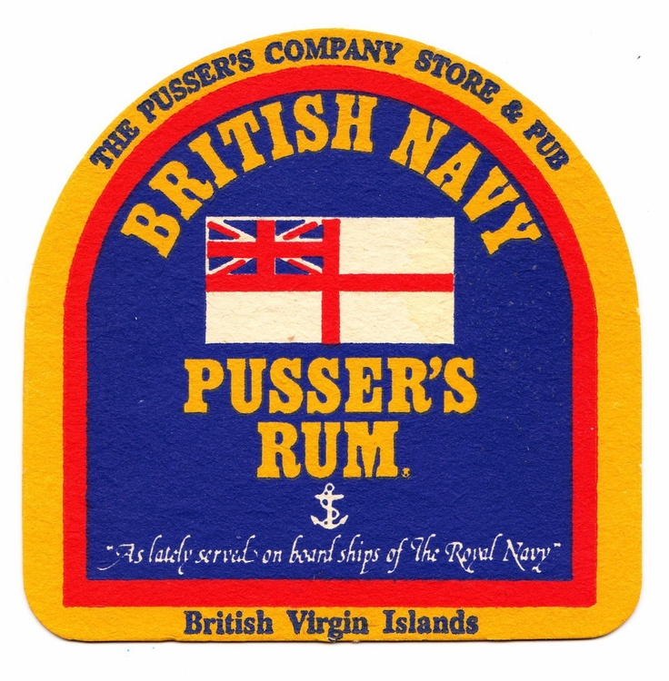 Pusser's Rum. Enough said #Painkillers