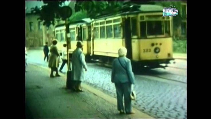 Schmalspur-Straßenbahnen in Karl-Marx-Stadt, Auf schmaler Spur durch die...