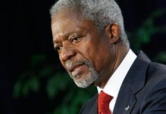 Kofi Annan on International Youth Day: Let The Young Lead via Forbes.com