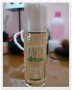 Product Review: Bourjois Bio Detox Organic Foundation