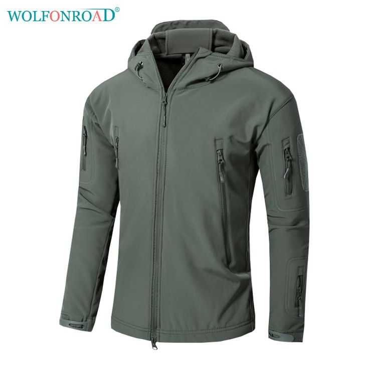 Find More Hiking Jackets Information about WOLFONROAD Outdoor Men Shark Skin Soft Shell Military Jacket Sport Waterproof Tactical Jacket Climbing Hunting Jackets Clothes,High Quality jacket climbing,China outdoor men Suppliers, Cheap jacket hunting from WOLFONROAD Store on Aliexpress.com
