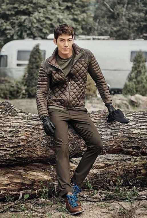 Kim Woo Bin Endorses Merrell in their Latest Campaign | Koogle TV